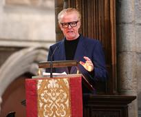 Chris Evans Leads Sir Terry Tributes At London Thanksgiving Service