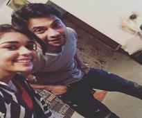 Ishq Ka Rang Safed's actors Eisha Singh and Mishal Raheja reunite