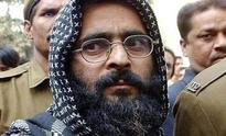 Center had informed Delhi government of Afzal Guru's execution