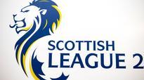League Two wrap: Elgin stay top despite draw, East Fife suffer blow