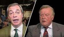 'I want EUROPE out of the EU' Farage vows he will not stop till 'dying' bloc is collapsed