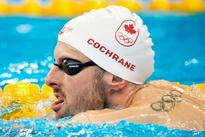 Olympic swimmer coming to GP
