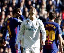 Ronaldo wins best player at Globe Soccer Award