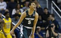 Michigan State rolls over Michigan on the road