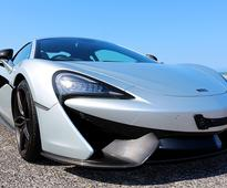 We spent a day driving the McLaren 570S