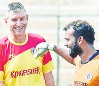 Morgan wants team to win Lajong match
