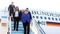 Merkel to travel Ankara to discuss Syria, refugee crisis
