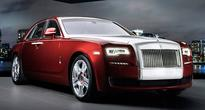 One-Off Rolls-Royce Ghost Red Diamond Edition For Saudi Arabia's Royal Family