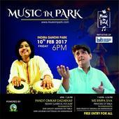 Vocalist Omkar Dadarkar will perform in IG Park