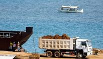 Exclusive - Philippines allows suspended miners to ship out nickel ore after clampdown