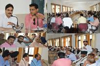 DC holds meeting with civil society members