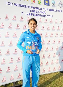 ICC Women's WC qualifier: India start campaign with a win