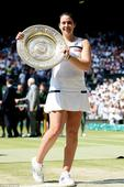 Wimbledon's Marion Bartoli fans take to Twitter top express weight loss concern