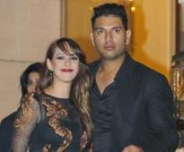 Yuvraj Singh wants a big wedding