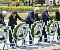 Kerry says Hiroshima atomic bomb museum