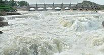 Water released from Mettur Dam for irrigating samba crop