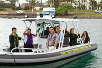 At Fishermen's Request, Hawaii Adds New Enforcement Boat to Its Fleet