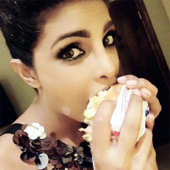 'I eat what makes me happy': Priyanka Chopra