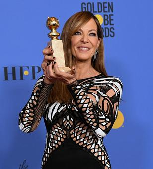 Alison Janney scores Oscar nomination for Best Supporting Actress