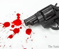 Cop shot dead