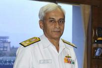 Indian Navy chief to visit Vietnam from Wednesday