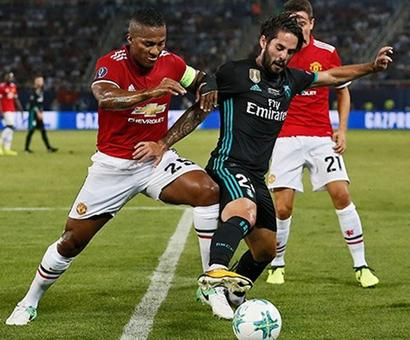 European Super Cup: Classy Real beat United