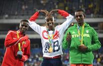 Olympics: Farah reigns supreme, #ElaineThompson is new sprint queen