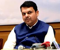 Maharashtra CM Devendra Fadnavis launches trailer of love triangle 'Meeradha'