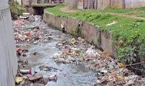 Residents worry as Khandal Channel turns into open sewer