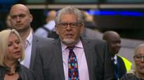 Rolf Harris allegedly groped 13-year-old girl during BBC visit, court hears