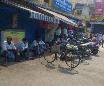 Tamil Nadu observes bandh for drought-hit farmers