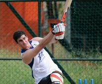 Bad break for Craig Kieswetter