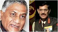 VK Singh vs Dalbir Singh Suhag: Army chief briefs Parrikar, minister seeks all information