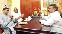 BJP leaders hold talks with ally Vijayakanth