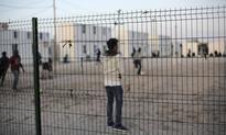 Eritrean child asylum seekers abandon French centre in bid to reach UK