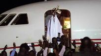 Yahya Jammeh heads to exile in Equatorial Guinea