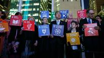 Half of worlds CEOs say business is most crucial way to solve global issues