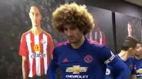 Marouane Felliani becomes the first Muslim player to captain Manchester United!