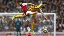 Premier League: Nacho Monreal and Alex Iwobi seal Arsenal's win against Brighton