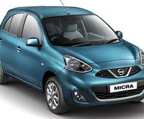 Nissan Micra Automatic Price Reduced By Rs. 54,000/-