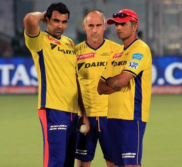 Harbhajan's wish list: Dravid as India coach, Zaheer bowling coach