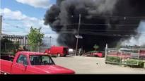 Plane crashes on approach near Teterboro Airport in New Jersey killing two pilots