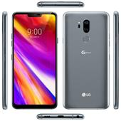 LG G7 ThinQ press image shows full look at the phone, including 3.5mm audio jack and dedicated Google Assistant button