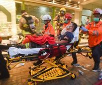 Second fireman dies in Hong Kong industrial building blaze