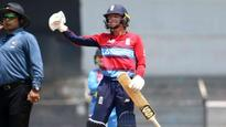 T20 Tri-series: Daniellie Wyatt's century helps England pull off record chase against India