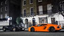 Wallpapers: the supercars of London