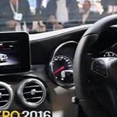 Auto Expo 2016: Mercedes Benz GLC 300 in-car tech