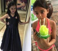 Ye Hai Mohabbatein Fame Ruhanika Dhawan Is Just Eight; Her Amazing Pictures Will Surely Give Fashion Goals to Many!