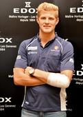 Edox named Premium Partner for Sauber F1, launches Chronorally-S collection