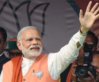 Congress writes to EC, demands FIR against Modi